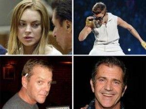 Justin Bieber no es el único: Algunos famosos que condujeron en estado de ebriedad - Cachicha.com