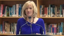 Laureen Harper puts the weight of being the First Lady of Canada behind new anti-bullying and anti-discrimination strategies in partnership with the Canadian Red Cross. Merci beaucoup Madam Harper !!!
