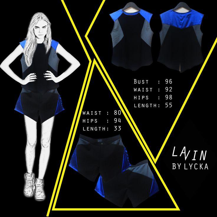 """women fashion """"lavin by lycka"""""""