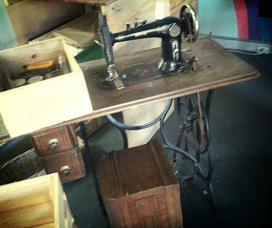 My new vintage machine