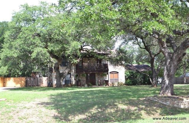 Leisurewoods Subdivision in Buda Texas.