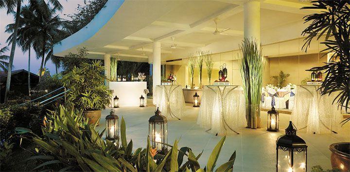 Terrace Function during the weddings of Golden Sands Resort, Penang by Shangri-La