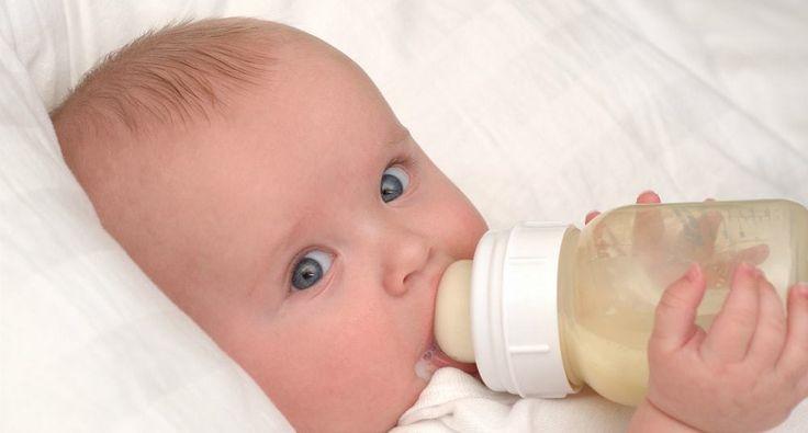 Ai lattanti il latte artificiale non si cambia quasi mai