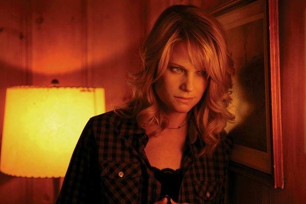 "Joelle Carter as Ava Crowder in ""Justified."""