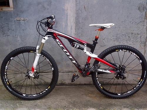 Scott Spark 35 Carbon 2011