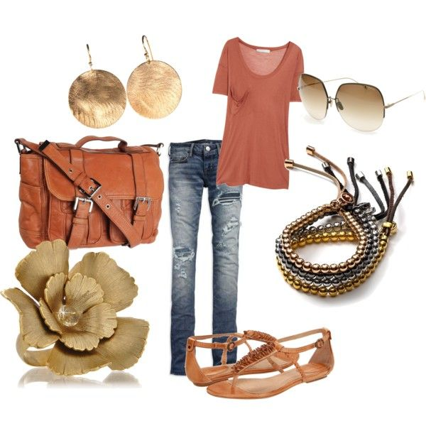 everyday classy: Color Combos, Color Combinations, Everyday Outfit, Rust Color