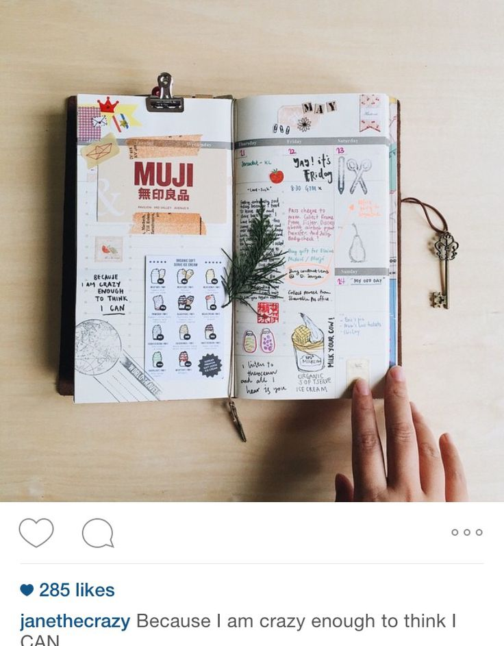 Journaling is fun! Follow my insta @janethecrazy