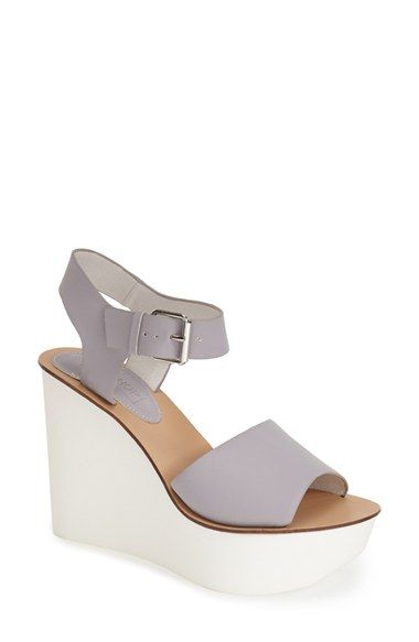 Topshop+'Wedding'+Wedge+Sandal+(Women)+available+at+#Nordstrom