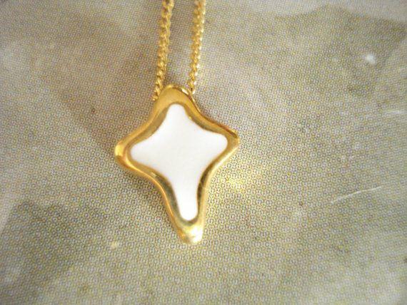 Sterling silver cross charm Tiny cross shape pendant by Poppyg