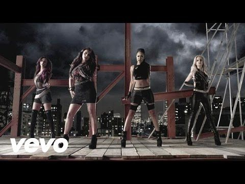 Little Mix - Hair (Official Video) ft. Sean Paul - YouTube