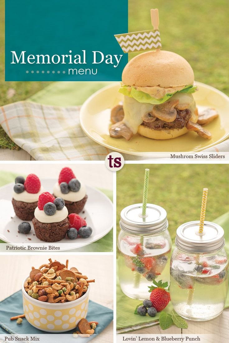 memorial day food easy