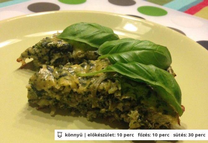 Zöld pite