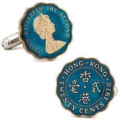Kong Queen Elizabeth II Twenty Cent Coin Cufflinks worldcoincufflinks,http://www.amazon.com/dp/B007WP1ZC8/ref=cm_sw_r_pi_dp_nQRqtb0HYGVX5FA7