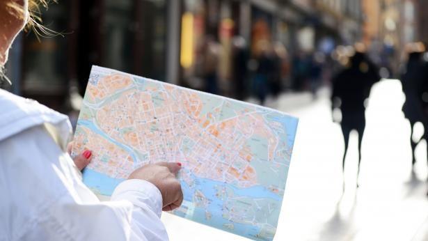 Brug Google Maps uden internetforbindelse | Samvirke.dk