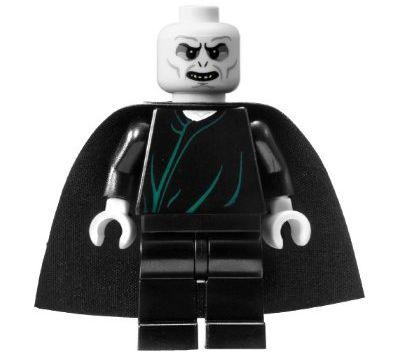 Lego minifigure of Voldemort  - Harry Potter Wiki