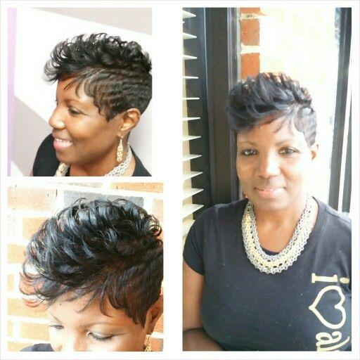 diva lounge hair salon short