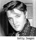 Elvis Presley: Private, U.S. Army In 1958, Presley received his draft notice, but was granted a deferment to finish the film 'King Creole.' His induction was a media event, but he wanted to be treated like any other soldier and donated his Army pay to charity.