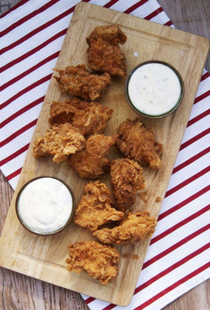 stripsy jak z KFC/ chicken strips like KFC