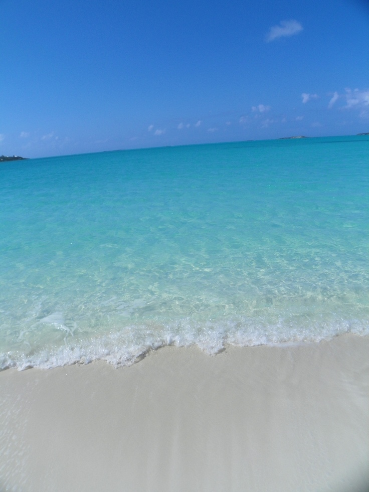 Jolly Hall Beach, Great Exuma, Bahamas | Beaches In The Bahamas ...