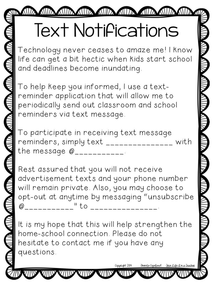 You Oughta Know...about #remind101 - have your parents or students sign up to receive text notifications using your class code, and randomly assigned phone number.