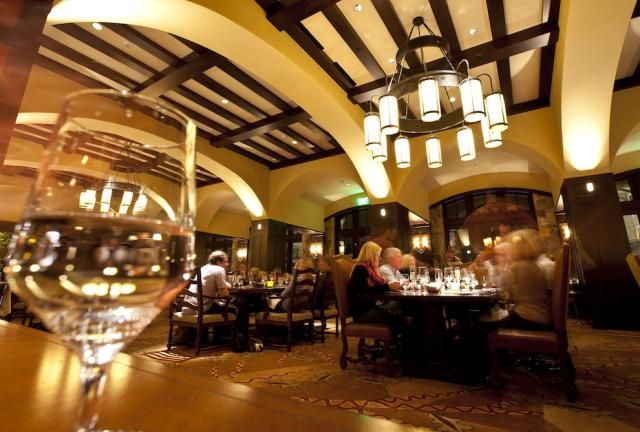 The 5 Yummiest Restaurants in Vail, Colorado: Flame restaurant at the Four Seasons in Vail