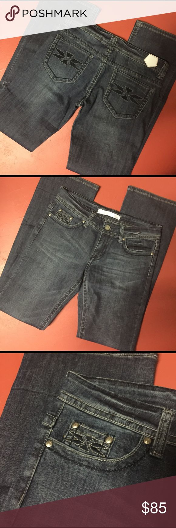"Tin Haul Boot Cut Jeans NWOT. Never worn. Size 31L. Inseam is 35"". Excellent condition. Tin Haul Jeans Boot Cut"