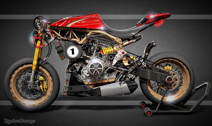 Restoring Life Into An Old Ducati