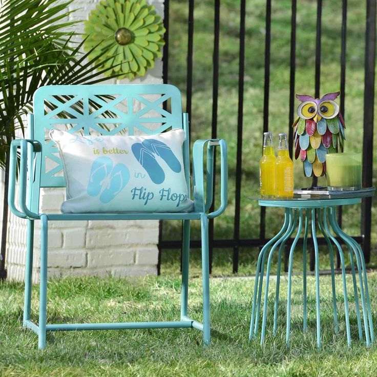 Enjoy Beautiful Days In Your Backyard With Kirklandu0027s Outdoor Furniture!  From Chairs To Pillows To