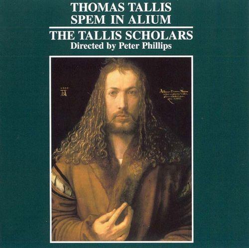 Thomas Tallis: Spem in alium [CD]