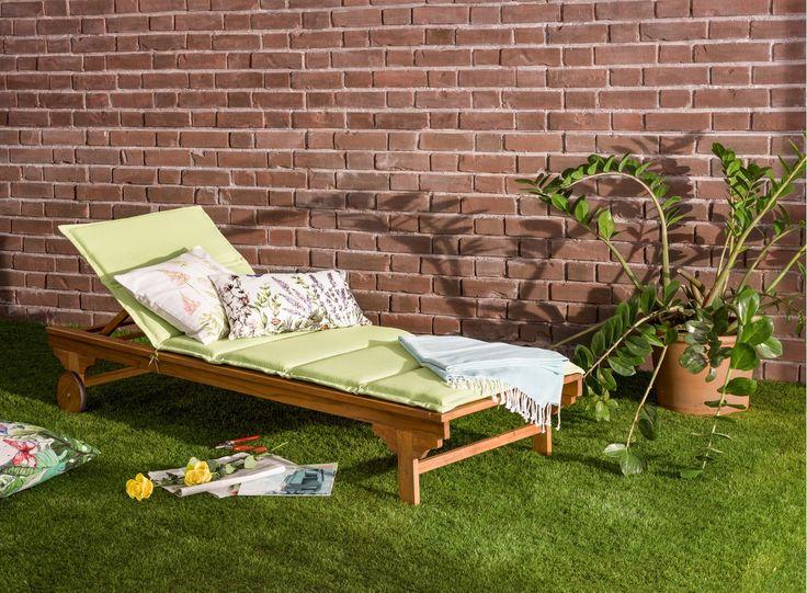 Die besten 25+ Rollliege Ideen auf Pinterest Gartenliege mit - sonnenliege aus paletten bauen
