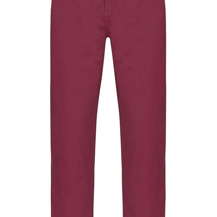 Pantalón chino básico color bermellón para hombre  Categoría:#pantalones_hombre #pantalones_largos_hombre #primark_hombre #ropa_de_hombre en #PRIMARK #PRIMANIA #primarkespaña  Más detalles en: http://ift.tt/2DZ8Qat