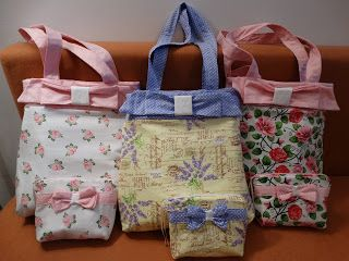 Lavelleen: romantic bag, sewing, DYS