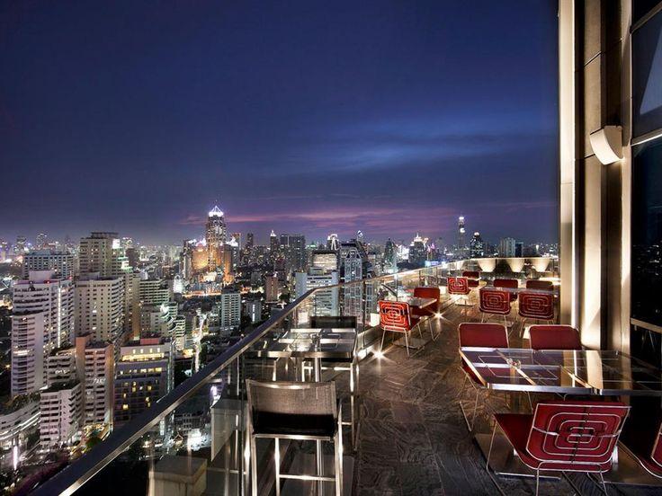 L'Appart at Sofitel Bangkok Sukhumvit Hotel #Cityscape #Sukhumvit #Bangkok