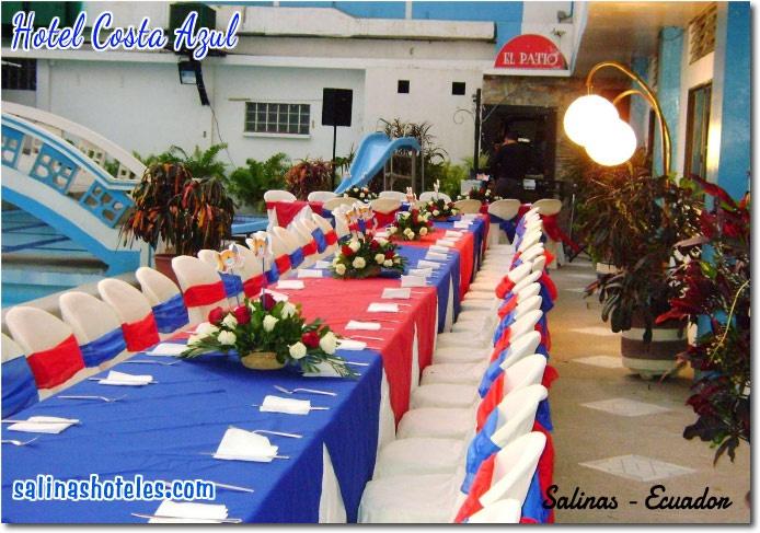 Hotel para eventos sociales