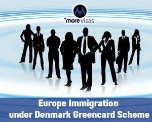 #Europe Immigration under #Denmark #Greencard Scheme is Faster...