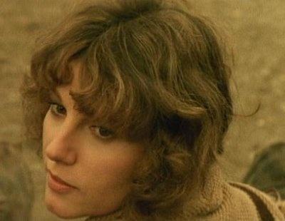Stefania Sandrelli in 'Novecento' diretto da Bernardo Bertolucci - 1976