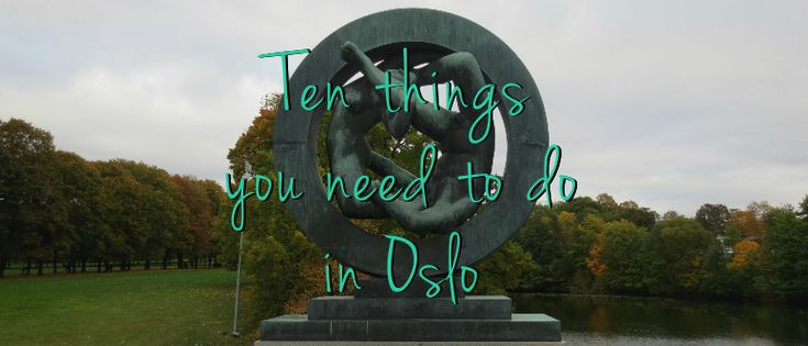 A guide to the must-see tourist attractions and things to do in Oslo, Norway. #travel #Oslo #Norway