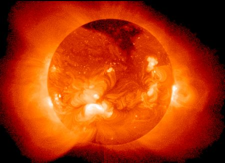 The Sun , is our sun in the early stages of shutting down http://thetruthwins.com/archives/is-our-sun-in-the-very-early-stages-of-shutting-down