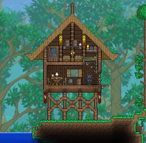 Pc Ballin Houses By Eiv: 1000+ Images About Terraria On Pinterest