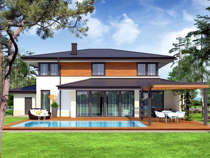 Gotowy projekt domu Salomon