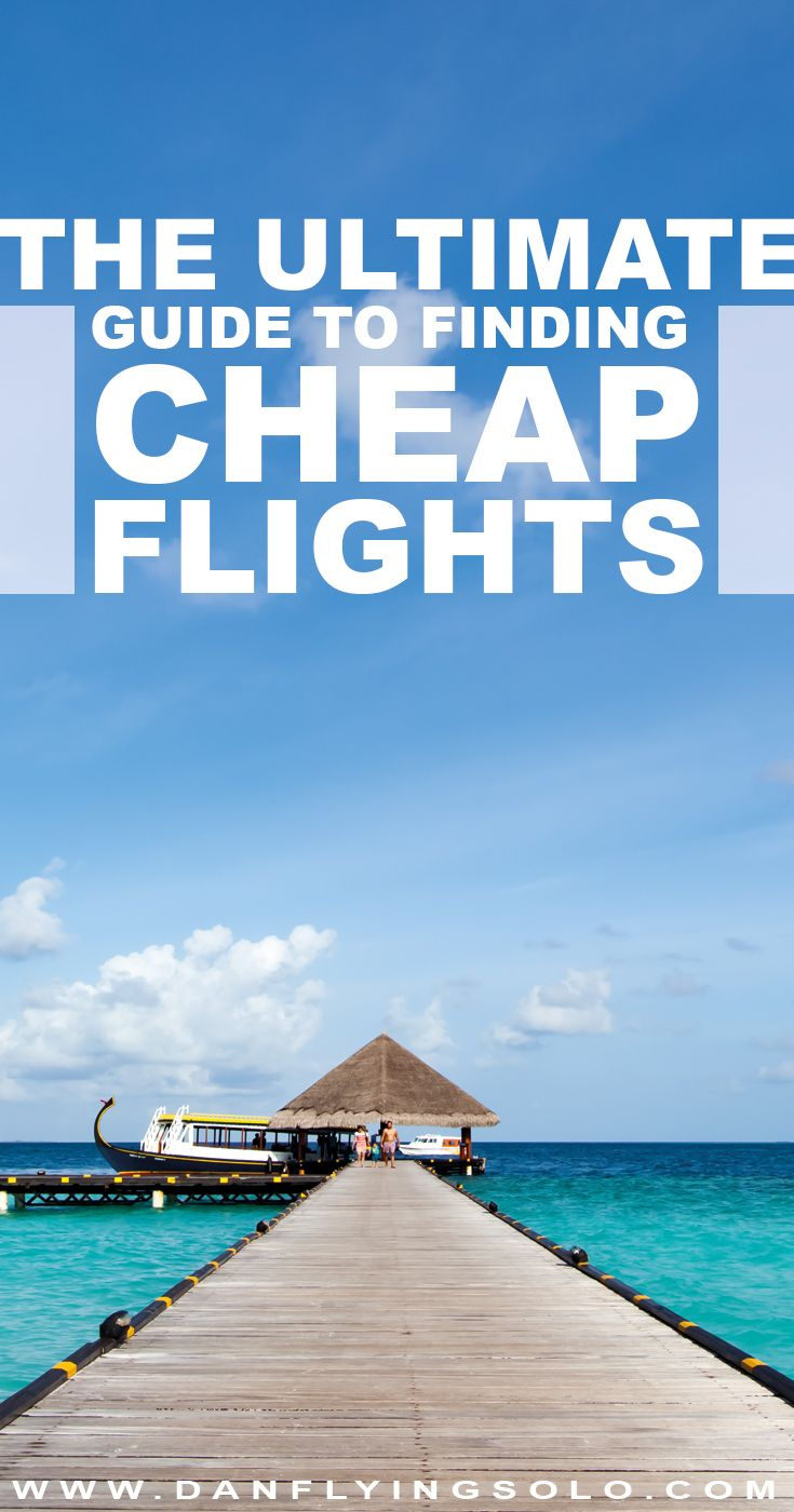 how to get cheapest deals on flights
