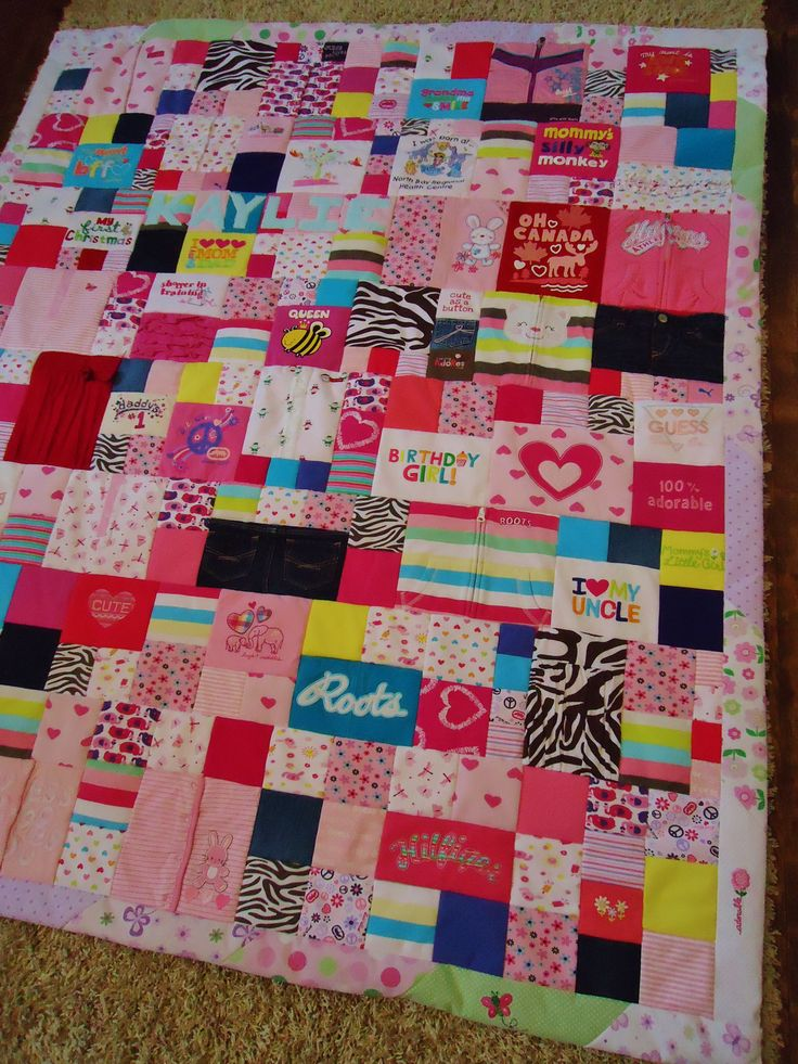 Best Minnie Quilt Baby Bed