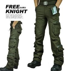 Outdoor Fashion Pants For Men