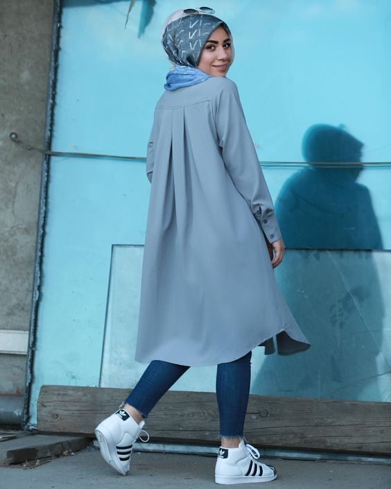 Hijab in Women's Fashion: Daily Combs% Post Title