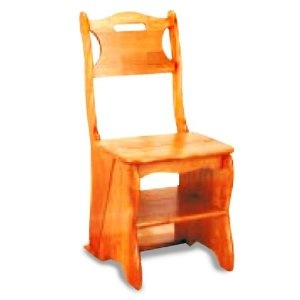 Convertible Wooden Chair Step Stool Woodworking Projects