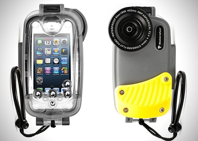 phone 3 Best Waterproof Cases for the iPhone 5