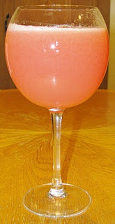 Grapefruit & Raspberry Bellini Recipe