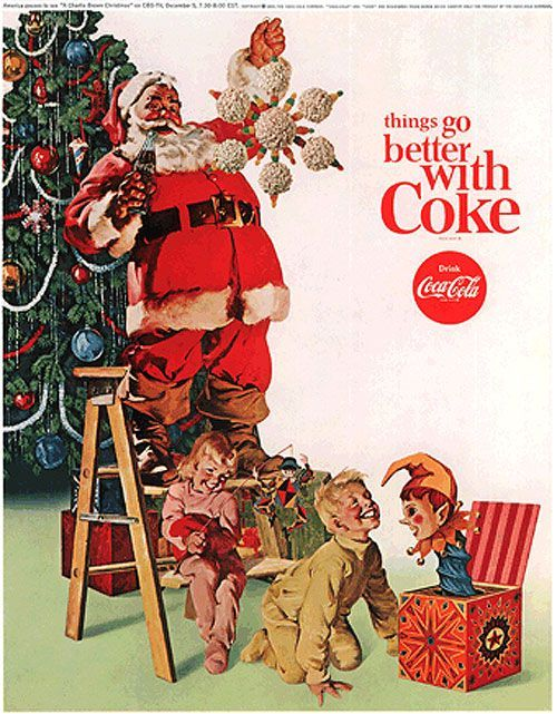 Coca-Cola Christmas Advert
