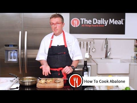 How to Cook Abalone Recipe - Bing video