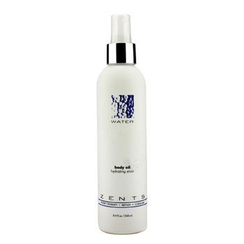 Zents – Water Body Oil Hydrating Elixir – 248ml/8.4oz - http://best-anti-aging-products.co.uk/product/zents-water-body-oil-hydrating-elixir-248ml8-4oz/